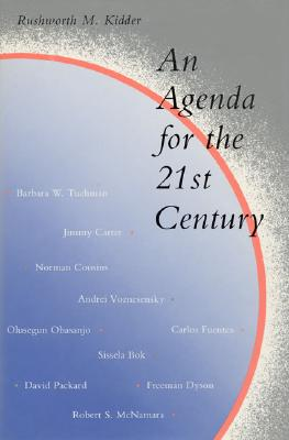 Image for An Agenda for the 21st Century: Interviews from The Christian Science Monitor