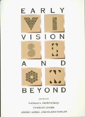 Image for Early Vision and Beyond (A Bradford Book)