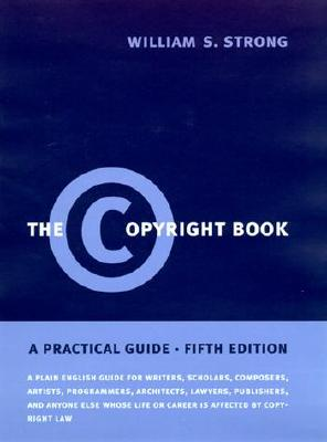 Image for The Copyright Book, Fifth Edition: A Practical Guide