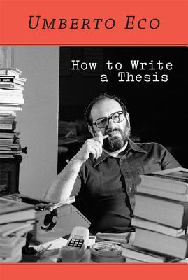Image for How to Write a Thesis (The MIT Press)