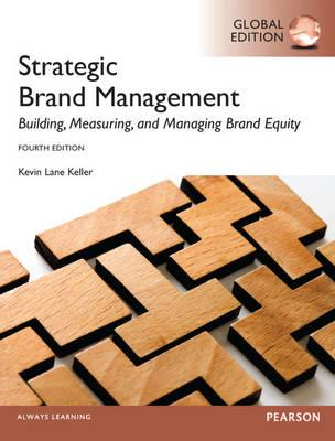 Image for Strategic Brand Managment: Building, Measuring, and Managing Brand Equity