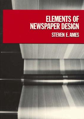 Image for Elements of Newspaper Design