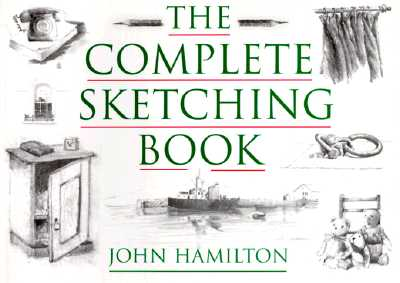 Image for The Complete Sketching Book