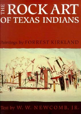 Image for The Rock Art of Texas Indians