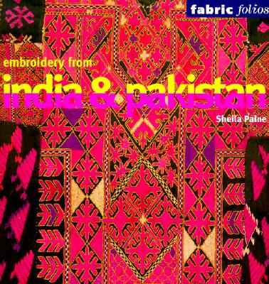Image for Embroidery from India and Pakistan (Fabric Folios)