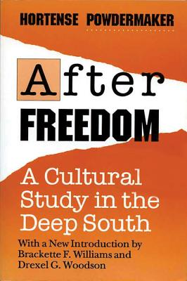 Image for After Freedom: A Cultural Study In The Deep South (New Directions in Anthropological Writing)