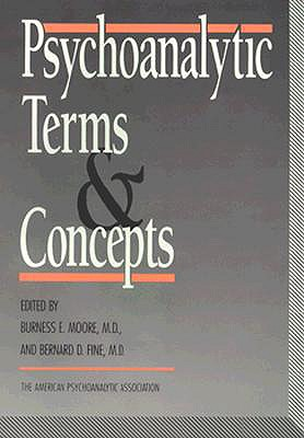 Image for Psychoanalytic Terms and Concepts