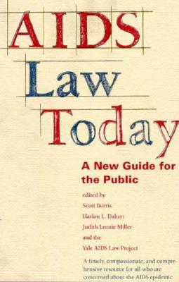 Image for AIDS Law Today: A New Guide for the Public