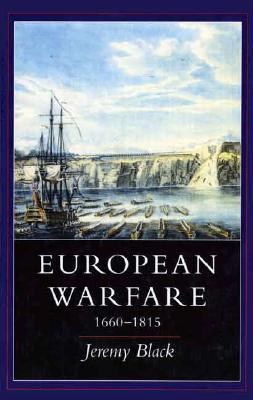 Image for EUROPEAN WARFARE 1660-1815