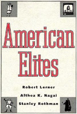 Image for American Elites