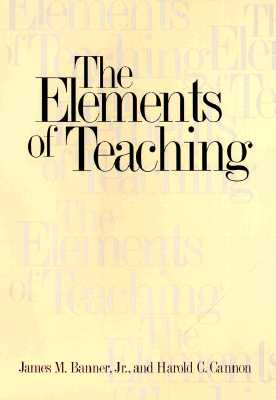 Image for The Elements of Teaching