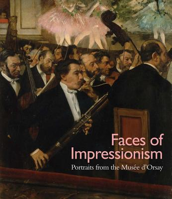 Image for FACES OF IMPRESSIONISM : PORTRAITS FROM