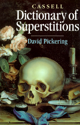 Image for Dictionary of Superstitions