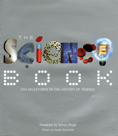 Image for Science Book: 250 Milestones in the History of Science