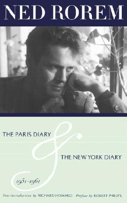 The Paris Diary & The New York Diary 1951-1961, Rorem, Ned