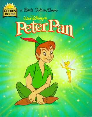 Image for Peter Pan (Little Golden Book)