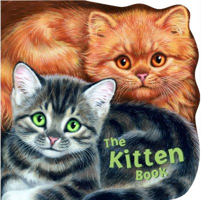 Image for The Kitten Book