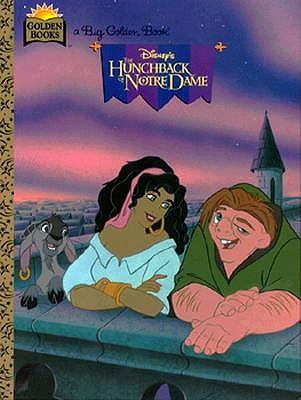 Image for Disney's the Hunchback of Notre Dame (Big Golden Book)