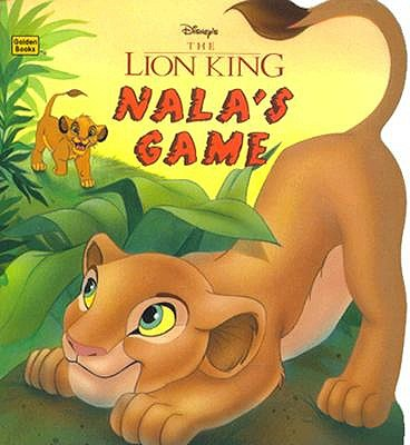Image for Disney's the Lion King: Nala's Game (Golden Little Super Shape Books)