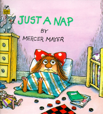 Image for Just a Nap (Look-Look)