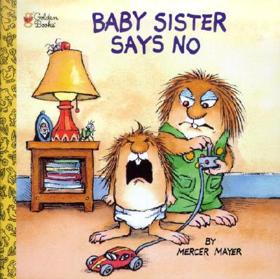 Image for Baby Sister Says No (Look-Look)
