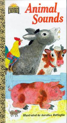 Image for Animal Sounds (Golden Sturdy Book)