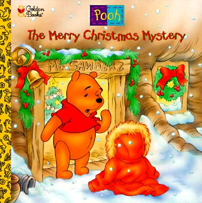 Image for The Merry Christmas Mystery (Golden Look-Look Books (Paperback))