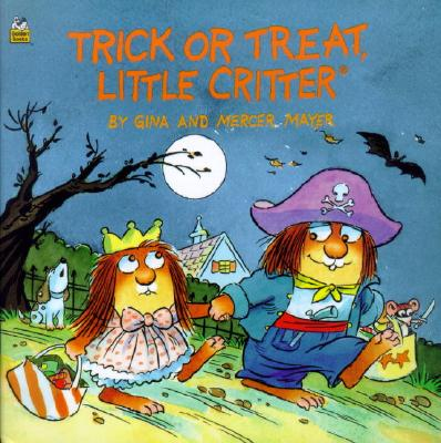 Image for Trick or Treat, Little Critter