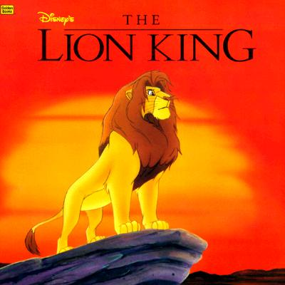 Disney's The Lion King (A Golden Look-Look Book)