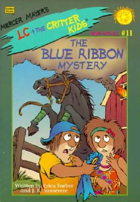 Image for The Blue Ribbon Mystery
