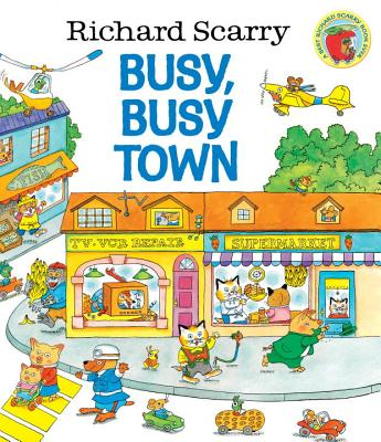 Richard Scarry's Busy, Busy Town, Richard Scarry