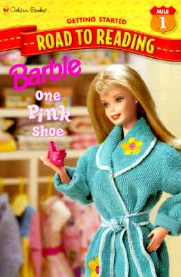 Image for One Pink Shoe (Step-Into-Reading, Step 1)