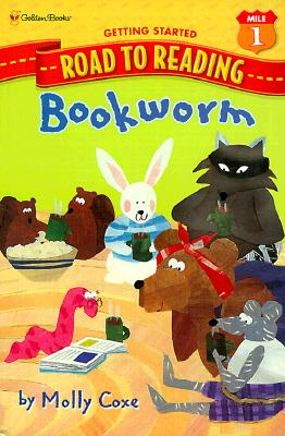 Image for Bookworm (Road to Reading)