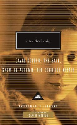 Image for David Golder, The Ball, Snow in Autumn, The Courilof Affair