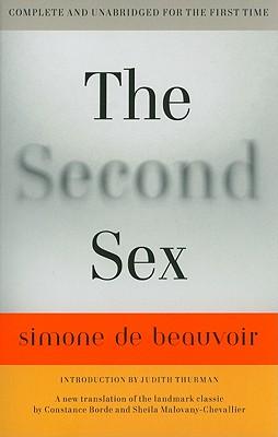 The Second Sex (Vintage), Simone de Beauvoir