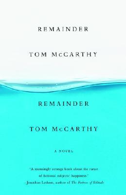 Remainder, McCarthy, Tom