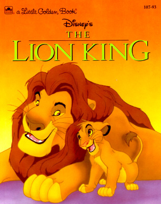 Image for Disney's the Lion King (Little Golden Book)