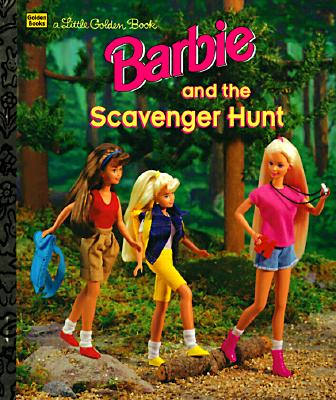 Image for Barbie and the Scavenger Hunt (Golden Book)