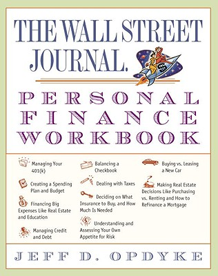 Image for Wall Street Journal. Personal Finance Workbook