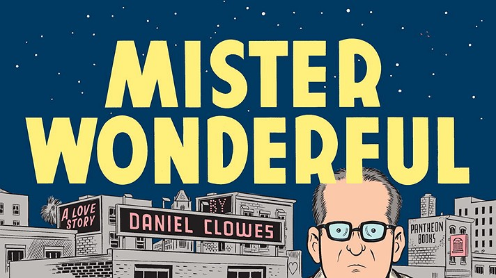 Image for Mister Wonderful: A Love Story (Pantheon Graphic Library)