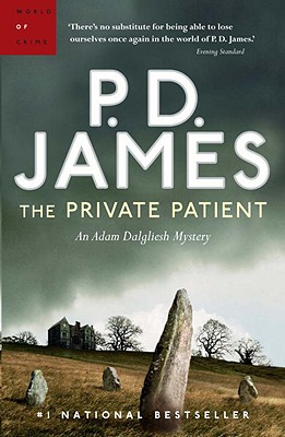 The Private Patient, James, P.D.