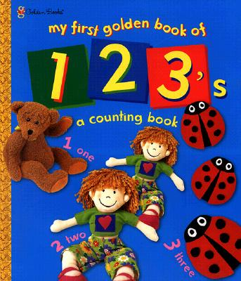 Image for My First Golden Book of 123's