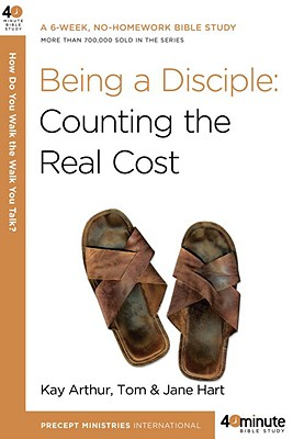 Image for Being a Disciple (40-Minute Bible Studies)