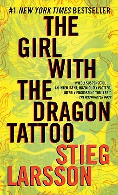 The Girl with the Dragon Tattoo (Millennium), Larsson, Stieg