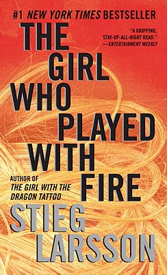 The Girl Who Played with Fire (Millennium Trilogy, No 2), Larsson, Stieg