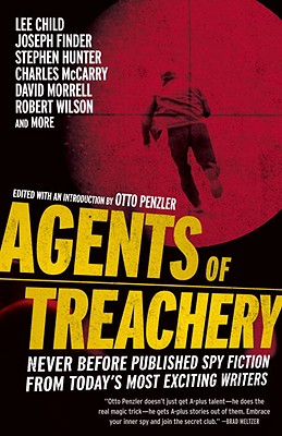 Image for AGENTS OF TREACHERY