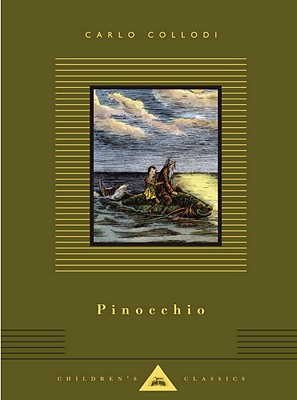 Pinocchio (Everyman's Library Children's Classics Series), Carlo Collodi