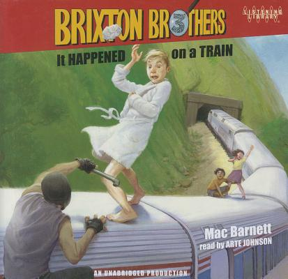 Image for It Happened on a Trai(lib)(CD) (Brixton Brothers)