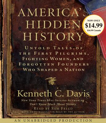 Image for AMERICA'S HIDDEN HISTORY (AUDIO)