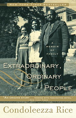 Image for EXTRAORDINARY, ORDINARY PEOPLE : A MEMOIR OF FAMILY